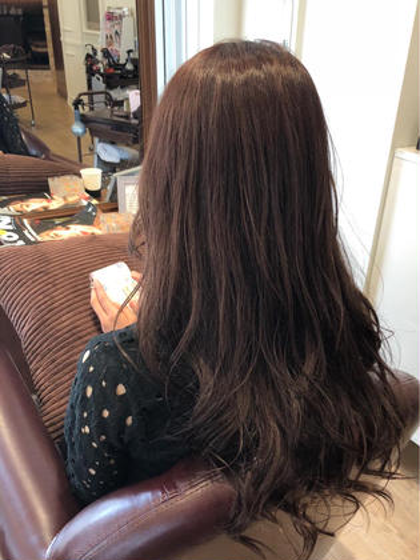 CIEL栄店所属の新實ゆりあのヘアカタログ