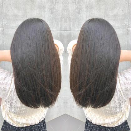 💕髪質改善フルコース・サイエンスアクア&イルミナカラー&オージュア毛髪再生5stepトリートメント&炭酸スパ💕