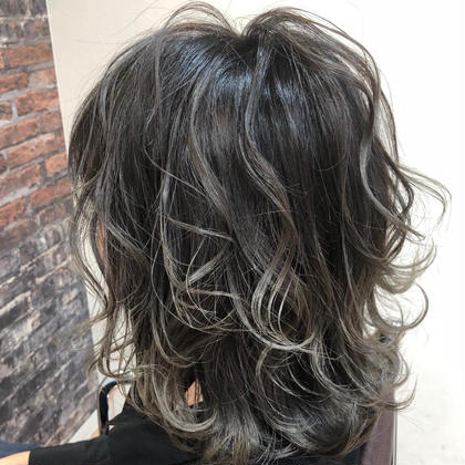 カット+透明感抜群の最新edolカラー☆ブリーチ毛やデザインカラーにおすすめ♪