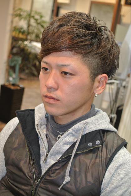 STRAW hair所属のワラシナユキノリのヘアカタログ