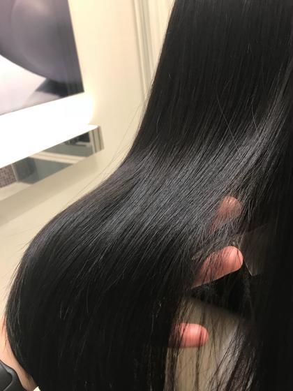 ダメージレス縮毛矯正🌿 🔹《髪質改善ストレート》➕《TOKIOトリートメント》🔹