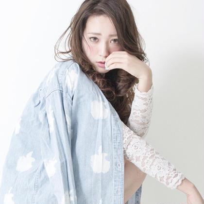 外国人風スモーキーグレージュ BABEL(バベル)表参道所属・imaiyutaroのスタイル