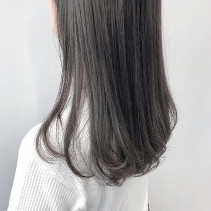 カット+美肌カラー+水素トリートメント【初回限定】