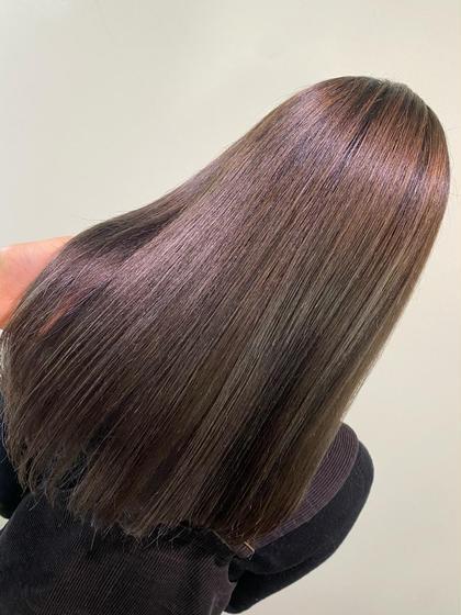 5月限定!!⭐髪質改善酸熱トリートメント⭐