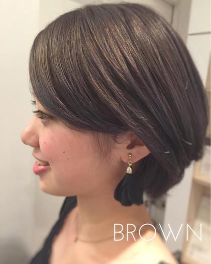 お客様スタイル  気づけばもう12月ですね!  ブリーチからダブルカラーのネイビーマットもとても綺麗でオススメですよ(=´∀`)人(´∀`=) カット オルディーブカラー グローバルミルボントリートメント  12000円  #BROWN #brown#cut#color#hair#ブラウン#美容室#美容師#サロン#カット#カラー#パーマ#トリートメント#オルディーブ#ミルボン#MILBON#ブリーチ#Wカラー#グラデーション#グラデーションカラー#グラッシュ#ハイライト#3dカラー#グローバルミルボン#フォロワー#1万人以上の方 #カラーモデル #無料 #パリピ #スタッフ募集 スタイリストAilスタイリストのスタイル