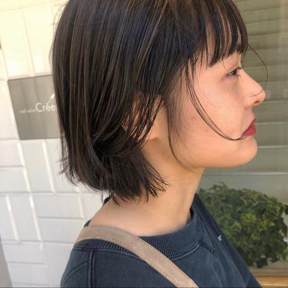 ❤︎人気NO.1⭐️💗小顔CUT + イルミナカラー or アディクシーカラー  +艶感ケアトリートメント 🌸