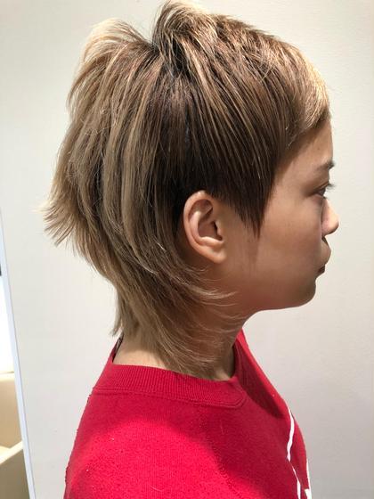 Ash 本八幡店所属の牧宏祐のヘアカタログ