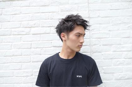 スパイキーショート✨ fifth所属・木村允人のスタイル