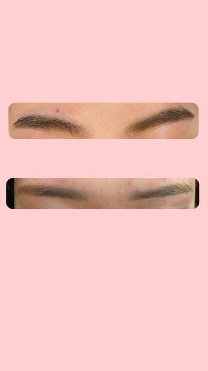 ご新規様限定価格🍒簡単に理想の美眉に👀✨眉wax脱毛