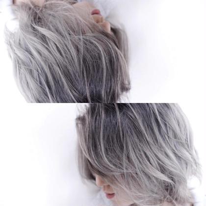 カラー ミディアム グラデ ⭐︎photo&color  担当スタイリスト  AKI☆⭐︎ ⭐︎instagram →  @aki.0218⭐︎
