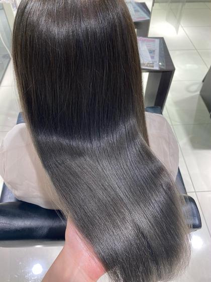 髪質改善☁️✨パールのようなツヤ髪✨パールプラチナトリートメント