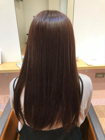 【おしゃれ女子力UP】フルカラー+うる艶トリートメント