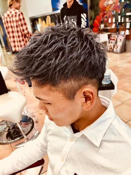 💥新型スタイル💥  🔥ネオジェットモヒカン🔥 石川幸二のメンズヘアスタイル・髪型