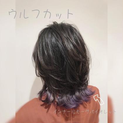 Ash練馬店所属の谷尾拓海のヘアカタログ