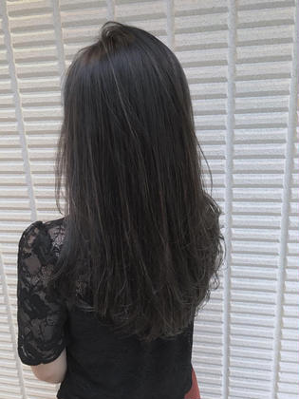 【 フルハイライト × イルミナカラー  】  高江秀聡のヘアスタイル・ヘアカタログ