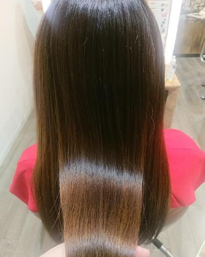 【人気No.3】頑張る髪の毛にご褒美を♥Aujuaトリートメント Lv4!