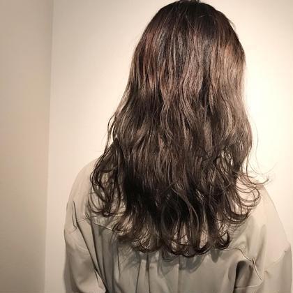 ✨初回限定✨ブリーチなしでも透明感🌈ダメージレスカラー+6種のオリジナルトリートメント【カラー後の方が髪が綺麗に】