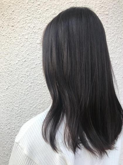 ✨【黒すぎない】髪色戻し❗️✨暗くしないと、でも黒染めはしたくない!そんな方にオススメです💓