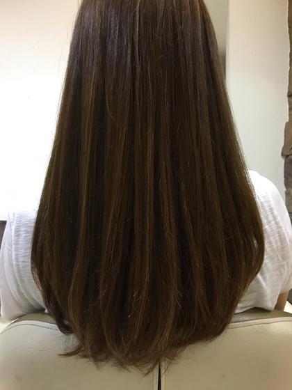 NEO  Hair 東向島店所属・山本誓華のスタイル