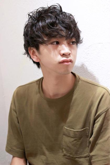 【メンズ限定】カラーカットorパーマカット¥7000