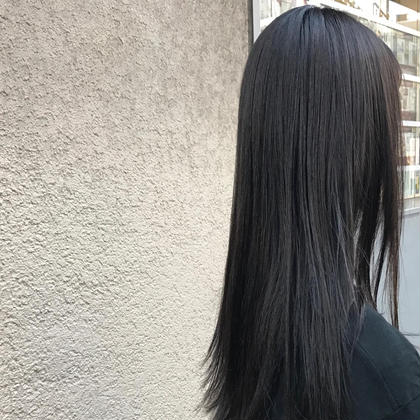 【サロンモデル】✨✨営業後✨縮毛矯正