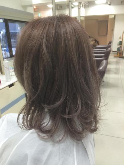 グレーアッシュ     ザナドゥー上野店所属・指原翔太のスタイル
