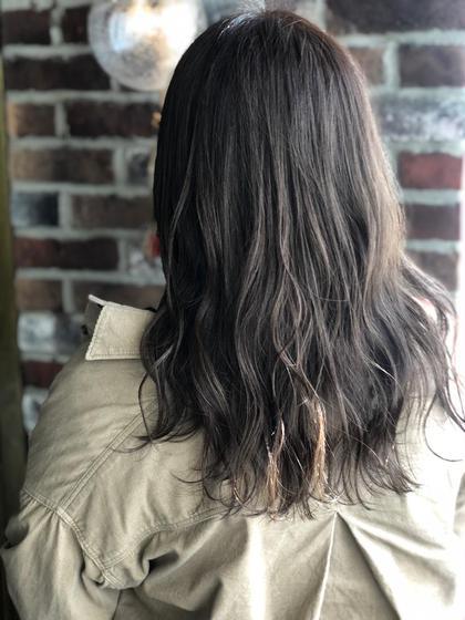 【3回目まで使える】カット & イルミナカラー & 艶髪トリートメント