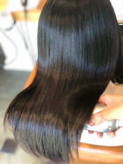 50%OFF21000円→10500円[初回限定] ✨髪質改善 毛髪形状ケア トリートメント✨「サブリミック 」+カラー