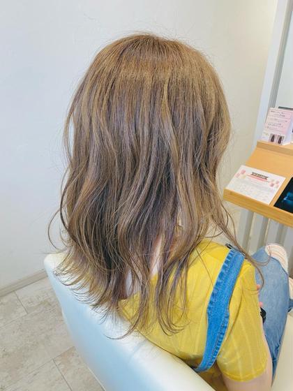《簡単スタイリングカット ✄+marbbスパ🛁》前髪/後れ毛もデザイン♡全体似合わせカット✨他メニュー組合わせ◎