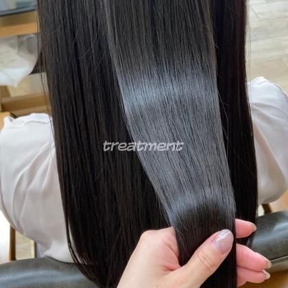 🦋2回目以降の方🦋似合わせカット✂️×テレビやSNSで話題📺✨ 髪質改善トリートメント🍃