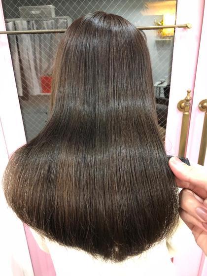 その他 カラー キッズ ネイル パーマ ヘアアレンジ マツエク・マツパ メンズ トリートメントでは出来ない本物の髪質改善シルクカラー✨