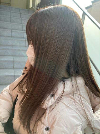 U24🧑🏼🚀19時(日祝18時)以降のクーポン🧑🏼🚀アドミオ、イルミナカラー+トリートメント+前髪カット