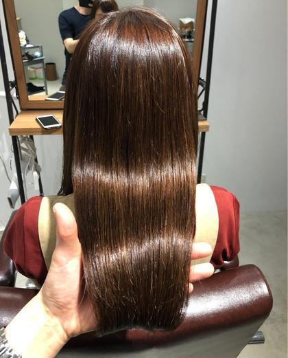 おすすめ【美髪にしたいあなたに】eleanor髪質改善トリートメントのフルコース!!極潤premiumヘアエステ☆★