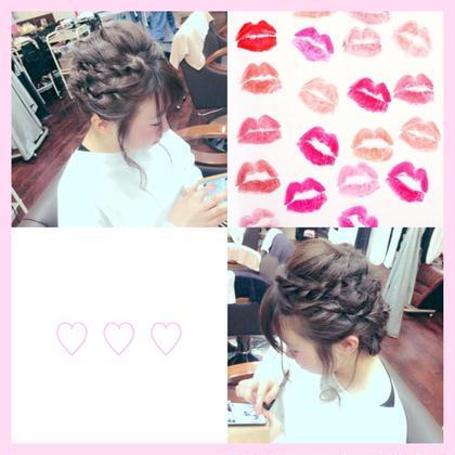 HAIR&MAKE  POSH所属・katoairiのスタイル