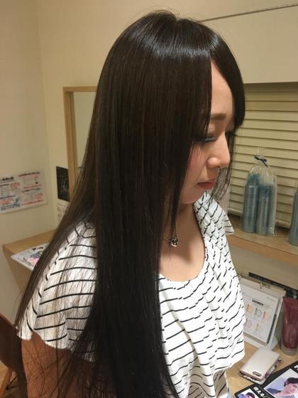 ブルージュカラー Hair care salon COUSCOUS所属・吉田伸治のスタイル