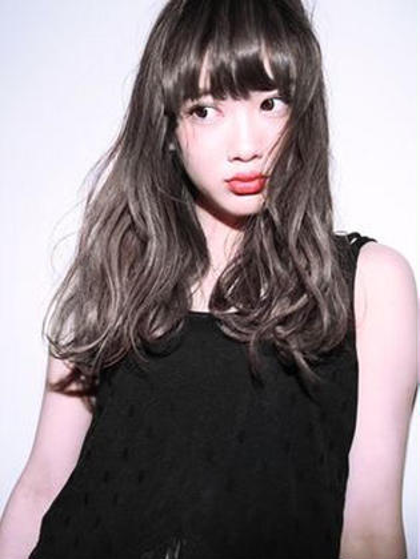 【大人気🧡】前髪cut+イルミナカラー
