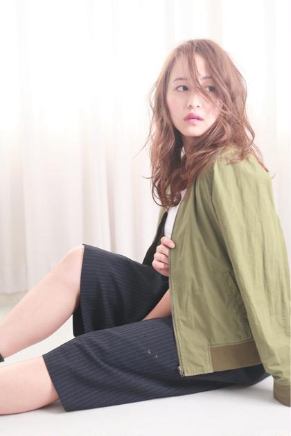トレンドゆるふわパーマスタイル Dear Hair Make所属・小川裕太のスタイル