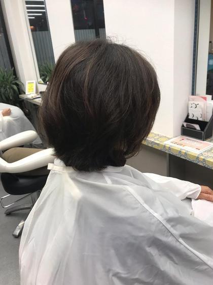 hair&presentsluCall(ヘアーアンドプレゼンツルコール)所属の高品覚のヘアカタログ