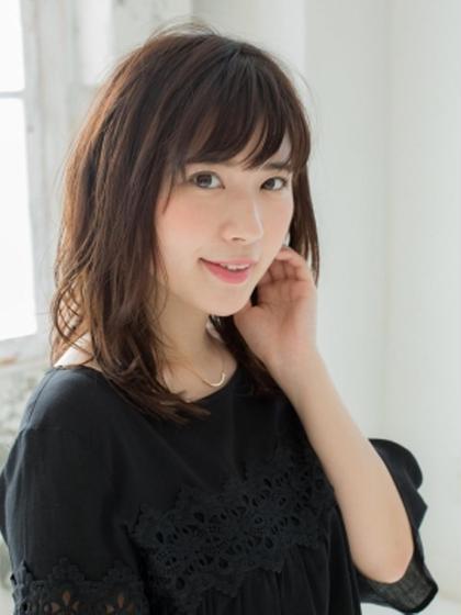 【エリア最安値♪】外国人風フルカラー+カット+コラーゲンTr¥4990