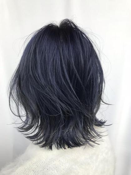 La Bless 心斎橋所属の西川 慧のヘアカタログ