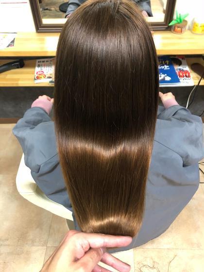 ✩髪質改善ヘアエステ(トリートメント)✩♡髪質に悩む方必見!守られた周期と継続によりブリーチ毛でもとぅるんとぅるんに♡