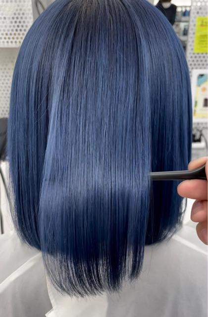【🌼ご新規様限定🌼】🖤60%off🖤ワンカラー➕🌈超サラ艶、髪質改善🌈※全体染め込み