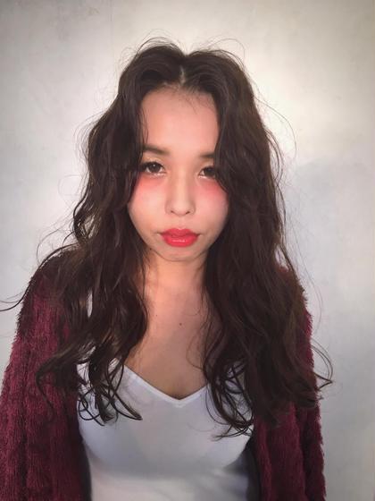 #外国人風#無造作#ラフ ViENNA   HAIR所属・髙橋彩のスタイル