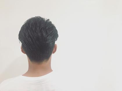 素敵なお客様PHOTO  men'sカット17時以降0円クーポン   てんまさやかのメンズヘアスタイル・髪型
