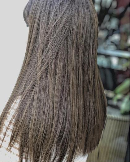 髪質改善トリートメント【ザラメラメトリートメント付き】
