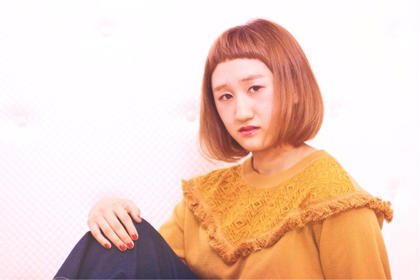 GLAMOROUS所属・瀬賀恵里香のスタイル