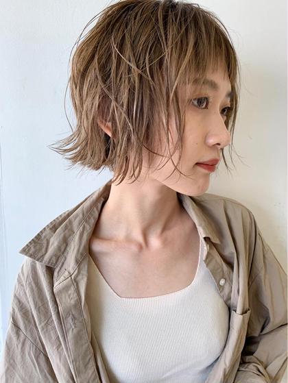 ✨リピーター様専用メニュー✨前髪カット¥500✨【メンテナンス・ケア】💜