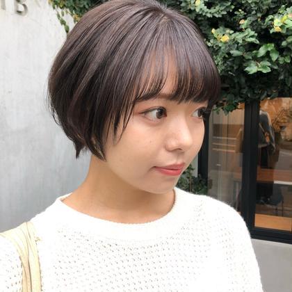 【お得セットメニュー✂️】前髪カット&カラー&トリートメント