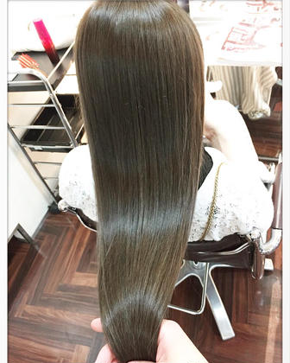 ✨✨❤️髪質改善❤️✨ダメージ95%オフ✨R艶髪イルミナカラー✨