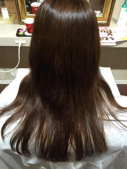 自然なツヤ髪最高級ヘアエステoggiottoトリートメント MODEK's八王子店所属・佐久田遼真のスタイル